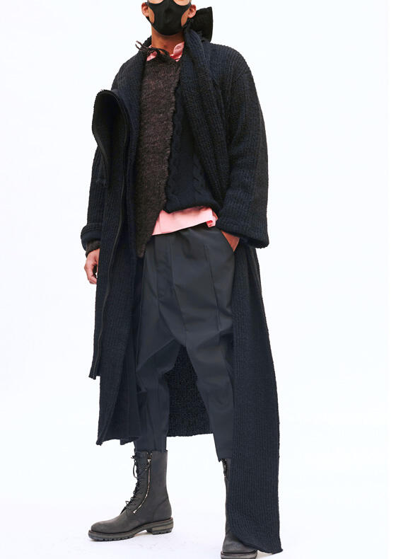 Harveys Article 48 Coat
